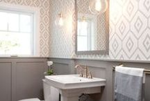 Design   Wallpaper / Yes! Wallpaper is in again! These stunning designs are great inspiration for any room.