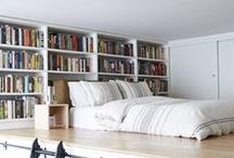 Interior   Lofts / Lofts are a fantastic way to use up extra ceiling space, plus they are so cozy!