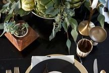 Holidays   Thanksgiving / Create a cozy home for Thanksgiving with this decor inspiration!