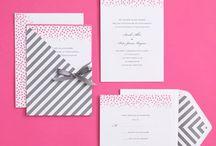 Party Invitations & Paper Pretties / paper, invitations, invites, suites