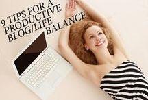 Blogging Tips / Blogging, Social Media