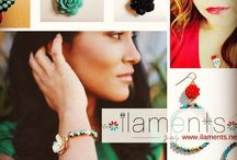 ilaments Jewelry / Made with 100% Carino!  Www.ilaments.net
