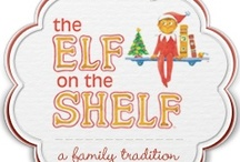 un-Shelved Elf / Elf on the Shelf / by Pin Hoarder
