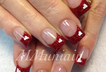 Nail Designs/Colors / by Roxanna Alcantra