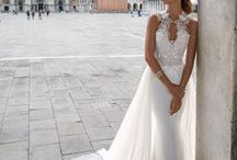 Wedding Dresses / The perfect wedding dress for your special day.   Beautiful, elegant, classy, and chic.