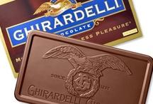 Ghirardelli Things I Love.