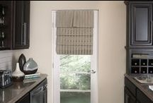 Reverse Mount Hobbled Shade / Rowley Company Adds a Shade Treatment to Your Repertoire / by Rowley Company