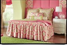 A Young Girl's Dream Bed / Rowley Company Dream Bed Fit for a Princess / by Rowley Company