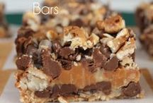 Cookies & Bars / #Recipes for Cookies & Bars / by Jenn Worden
