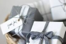 wrapping - emballage cadeaux