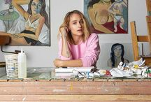 jemima / when I need a little zest I look to the gorgeous Jemima Kirke.