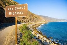 Pacific Coast Highway / rocking the Cali part of Highway 1