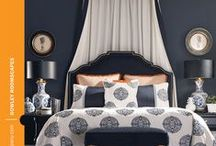 Classic Bed Crowns & Cornices / by Rowley Company