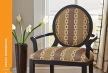 Oval Back Chairs / by Rowley Company