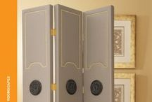 Decorative Screens / by Rowley Company