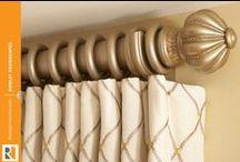 Layered Window Treatments / by Rowley Company
