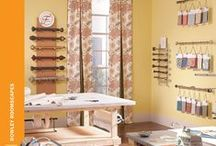 Rowley Workroom Roomscape / by Rowley Company