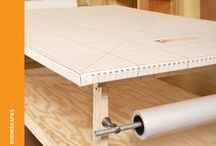 Smart Worktables & Spaces / by Rowley Company