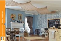 Quaint Cafe Roomscape / by Rowley Company