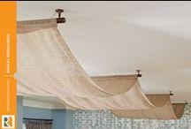 Custom Ceiling Treatments / by Rowley Company