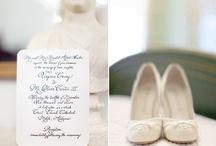 Wedding Compilation / by Rebekah Henry Murphy