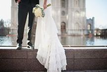 wedding and engagement. / by hannah silvey