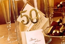 In-Laws 50th Anniversary <3 / Finding and collecting ideas for my parents in law's 50th Anniversary <3
