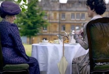 """""""Downton Abbey"""" / A wonderful British series set in 1912 England, you'll simply fall in love with every character!!   / by Pam Jacobs"""