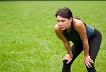 I workout.
