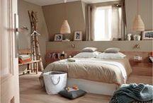 Décoration et Aménagement / Decoration & Arrangement / Des idées originales pour aménager votre logement. #décoration #homestaging