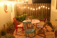 Property Remodel Ideas [Exterior] / Landscape and curb appeal ideas! / by Marilyn Zimmers