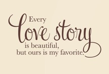 Love / Love should always make the world go around.