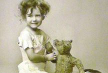 Steiff Teddy Bears / by Cathleen Arney Talian