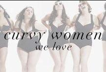 Curvy Women We Love / by OneStopPlus