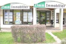 Les agences Cimm Immobilier / Cimm Immobilier's agencies / Le réseau Cimm Immobilier comporte de nombreuses agences et agents mandataires partout en France. Retrouvez ici ces franchises en images ! Elles sont belles, nos agences immobilières ! http://www.cimm-immobilier.fr