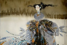 Art Asian Inspired / Like a soft gentle dream... / by Irene Magee