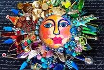 Art Mosaic Wonderland / The wonder of chaos / by Irene Magee