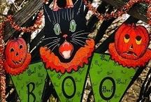 Vintage Halloween / by Cathleen Arney Talian
