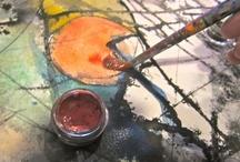 Arts N Crafts Tutorials / by Irene Magee