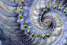 Art Fibers, Paper & Patterns / All those wonderful textiles and paper creations... / by Irene Magee