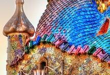 Art - Barcelona W/Love / Amazing Creativity / by Irene Magee
