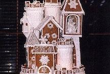 Gingerbread Houses / by Cathleen Arney Talian