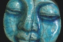 Art Raku & Clay Beauties / how could anything be more beautiful? / by Irene Magee