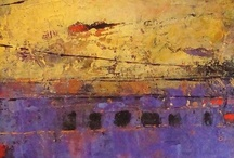 Art An Abstract View / by Irene Magee