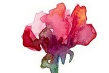 Art Watercolors / The flow amazes me... / by Irene Magee