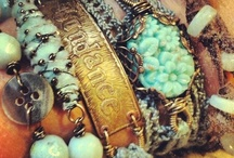 Jewelry Turquiose / Beautiful Signature Color / by Irene Magee