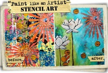 Art Journal Techniques / by Irene Magee