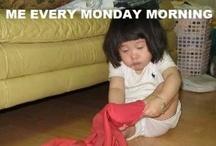 Mondays!