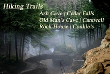Trail Maps of the Hocking Hills / Trail maps are helpful whenever you visit the Hocking Hills. Hope this helps.