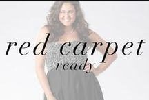 Red Carpet Ready / Celebrity inspired plus size apparel.